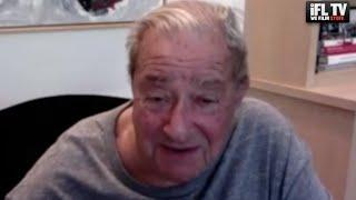 BOB ARUM REACTS TO LOPEZ WIN, PULEV'S CONTROVERSIAL 'TAN' REMARK ABOUT JOSHUA & CRAWFORD-BROOK DEAL