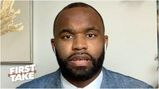 Dr. Myron Rolle on how the NFL is handling COVID-19 protocols   First Take