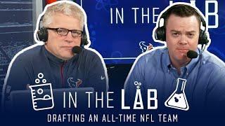 Drafting an All-Time Team With One Player from Every NFL Franchise | In The Lab