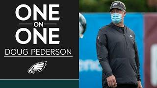 Doug Pederson Discusses New Road Game Protocols, Jason Peters, & More | Eagles One-On-One