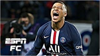 Is PSG's Kylian Mbappe the best player to watch live? | ESPN FC Extra Time