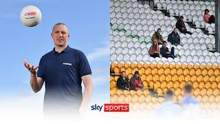 """""""More fans should be allowed at games!"""" 