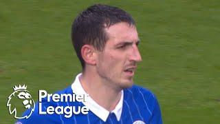 Lewis Dunk heads Brighton in front of Burnley | Premier League | NBC Sports
