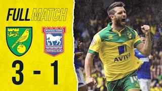 FULL REPLAY | Norwich City 3-1 Ipswich Town | Canaries Victorious in Play-Off Semi! | 2015