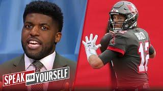 Brady will be successful in Tampa only if Bucs see playoff success — Acho | NFL | SPEAK FOR YOURSELF