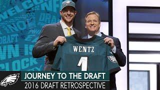 Looking Back at the 2016 NFL Draft | Journey to the Draft