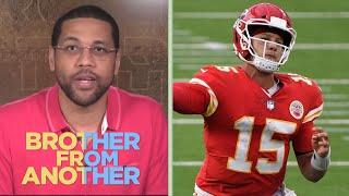Smith: Patrick Mahomes has potential to be best Quarterback ever | Brother From Another | NBC Sports