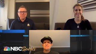 Supercross Round 3 Preview with Leigh Diffey, Ricky Carmichael, Will Christien | Motorsports on NBC