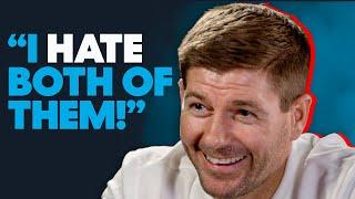 Liverpool Legend Steven Gerrard on Beating United or Everton, Love Island and Manning the Bar