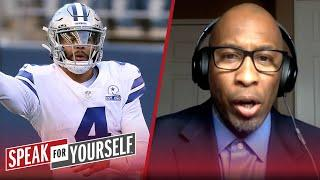 Re-signing Dak Prescott helps Cowboys odds of winning NFC East — Bucky | NFL | SPEAK FOR YOURSELF
