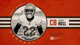 Browns sign versatile CB Troy Hill | Cleveland Browns