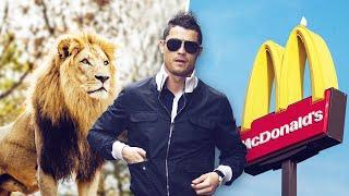Cristiano Ronaldo, the zoo and McDonalds | Oh My Goal