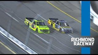 Richmond Gander RV & Outdoors Truck Series Highlights from ToyotaCare 250
