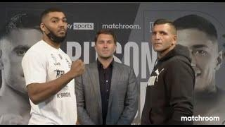 'I SAID TO YOU HOW ARE YOUR HANDS? BECAUSE YOU GAVE HIM A PUMMELLING' - EDDIE HEARN TELLS SOL DACRES