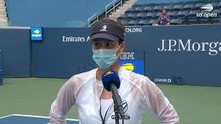 """Tsvetana Pironkova: """"It's absolutely unreal, I really can't believe it!"""" 