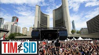 Mayor John Tory Explains The Challenges Faced In Planning The Return Of Toronto Sports | Tim & Sid