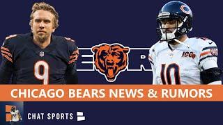 Chicago Bears Rumors On Nick Foles vs. Mitchell Trubisky, Ted Ginn's Role & Free Agency Targets?