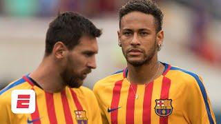 Lionel Messi & Neymar together again at PSG? What's the likelihood of this epic transfer?   ESPN FC