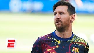 FANTASTIC! Lionel Messi's comments about staying at Barcelona perfect - Steve Nicol | ESPN FC