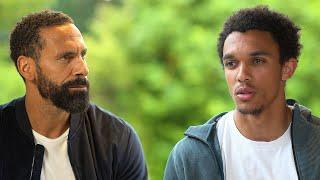 """""""I want to influence a generation"""" Alexander-Arnold and Rio Ferdinand on Black Lives Matter movement"""