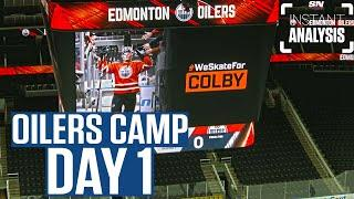 Oilers Begin Training Camp | Instant Analysis