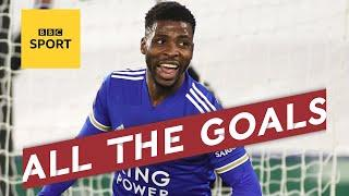 Leicester City's road to the FA Cup semi-finals | All the goals