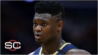 How will the Pelicans handle Zion Williamson leaving the NBA bubble? | SportsCenter