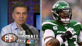 Jamal Adams requests trade from New York Jets | Pro Football Talk | NBC Sports