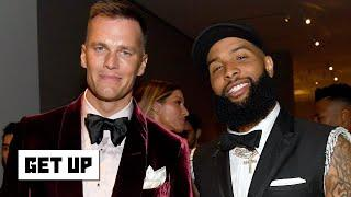 Could Odell Beckham Jr. join Tom Brady on the Buccaneers? | Get Up
