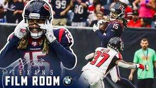 Deshaun Watson ️ Will Fuller V | Houston Texans Film Room