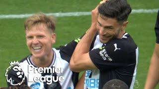Matt Ritchie scores stunner to draw Newcastle level with Tottenham | Premier League | NBC Sports