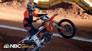 Supercross Round 12 Arlington Preview: Can Cooper Webb complete sweep? | Motorsports on NBC
