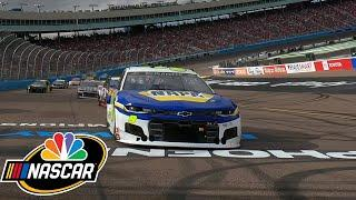 Chase Elliott starts from the rear at Phoenix, rallies for NASCAR Cup title | Motorsports on NBC