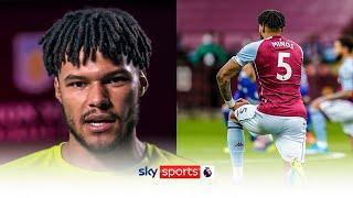 Tyrone Mings speaks powerfully on why 'taking the knee' has NOT lost its power