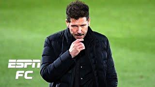 Diego Simeone's Atlético Madrid took a step back with loss to Real Madrid – Ale Moreno | ESPN FC