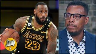 LeBron James needs to be aggressive for the Lakers to win – Paul Pierce | The Jump