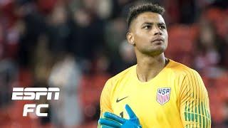 USMNT has no identity and lost a year with no coach - Zack Steffen | ESPN FC
