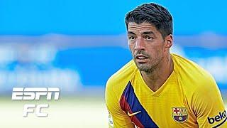 Is Luiz Suarez's future at Barcelona or is a move to Inter Miami imminent? | ESPN FC