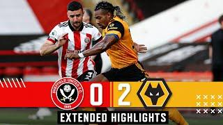 Sheffield United 0-2 Wolves | Extended Premier League highlights