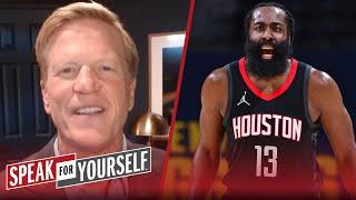 Rockets trade James Harden to Nets to join Kyrie & KD — Bucher reacts | NBA | SPEAK FOR YOURSELF