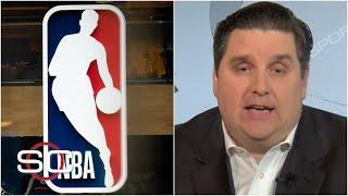 NBA will not separate players from family in order to resume season - Windhorst | SportsCenter