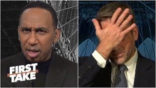 Max doesn't understand why Stephen A. doesn't want the Steelers to stay undefeated | First Take