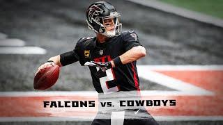 Julio Jones and the Falcons ready to set it off in Dallas   Falcons vs. Cowboys hype