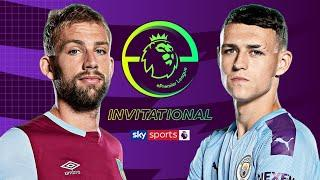 Charlie Taylor vs Phil Foden | Burnley vs Man City | EPL Invitational 2
