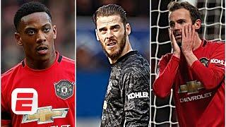 Manchester United clear out: Anthony Martial, David De Gea & Juan Mata to stay? | Premier League