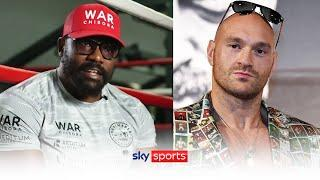 """He owes me a THIRD fight!"" 