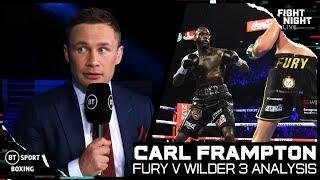 'Deontay Wilder Is Possibly The Biggest Puncher EVER!' - Carl Frampton On Fury-Wilder 3 And Dubois