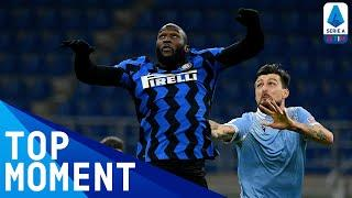 Lukaku hits 300 career goals after double against Lazio | Inter 3-1 Lazio | Top Moment | Serie A TIM