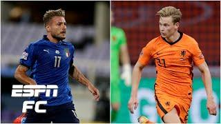 Italy & Netherlands look unconvincing in UEFA Nations League action | ESPN FC