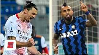 AC Milan or Inter Milan: Which Serie A title contender looks more impressive? | ESPN FC